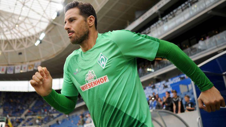 Легендата Писаро счупи 31-годишен рекорд в Бундеслигата