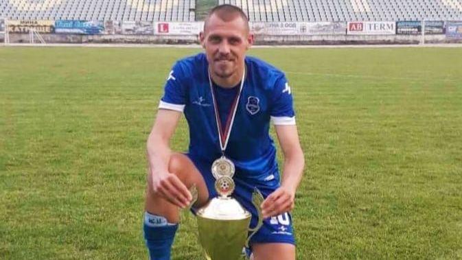Мартин Газиев е поредният нов в Марица (Пловдив)