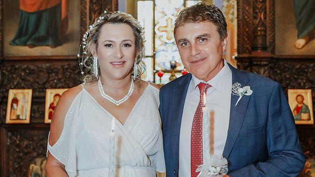 Атлетическото семейство Стоянови сключи брак
