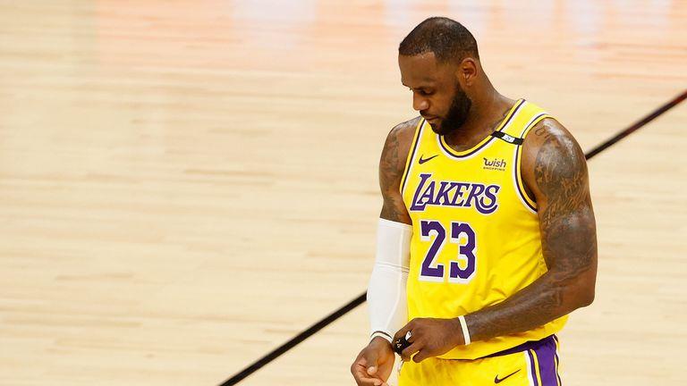 ЛеБрон нападна НБА: Знаех какво ще стане, но не искаха да ме послушат