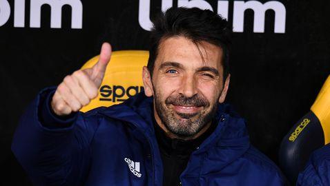 Официално: легендата Буфон има нов клуб, кани се да играе до 45 г.