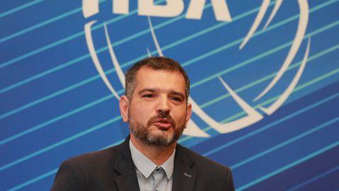 Атанас Гаров се оттегля като председател на Национална волейболна лига