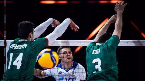 И Русия не остави шансове на България в Лигата на нациите