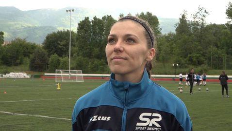 Кристина Александрова: В Барокко съм в ролята на ветеран и опитвам да помагам на младите момичета