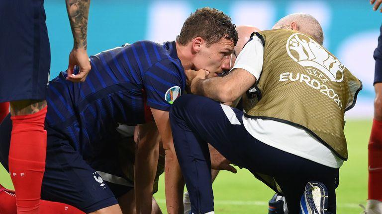 УЕФА обяви, че Павар не е получил сътресение
