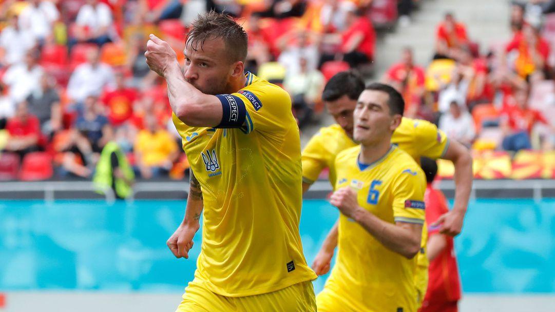 Ярмоленко стана Играч на мача