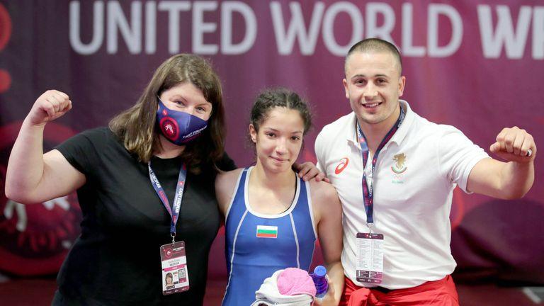 Втори медал за родната борба от Евро 2021 при кадетите