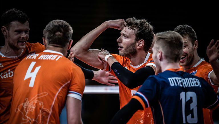 Нидерландия взе два гейма на САЩ и изпревари България