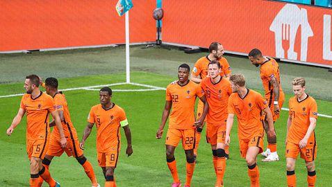 Нидерландия - Австрия 2:0