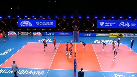 Лига на нациите (мъже): Германия - Полша 0:3