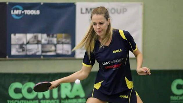 Олимпийската състезателка по тенис на маса Полина Трифонова: Войната в Украйна ме направи по-силна