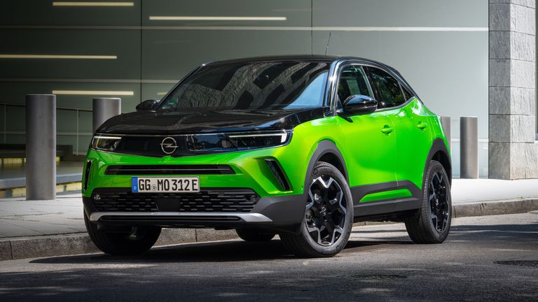 Нова самоличност (тест на Opel Mokka)