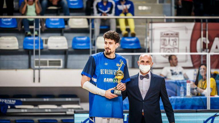 Нико Карвачо: Вярвам, че станах по-добър играч в България