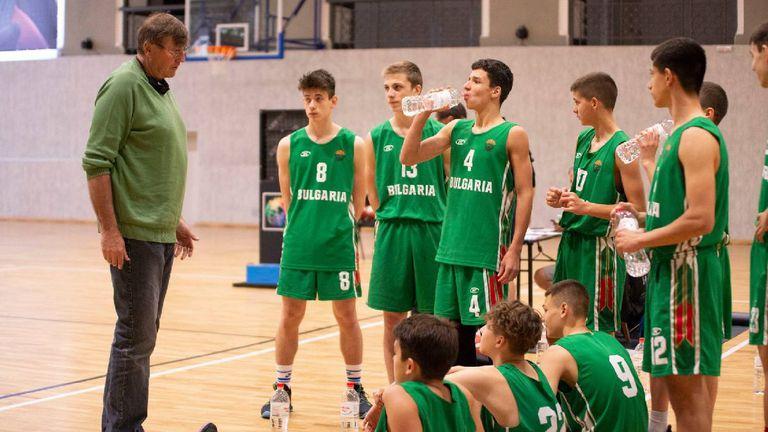България U16 започва срещу Испания на Чалънджъра в София