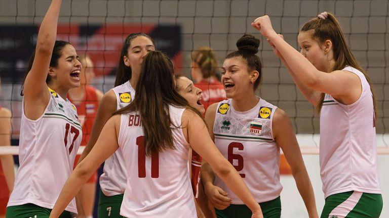 България U16 ще играе за бронза на ЕвроВолей в Унгария