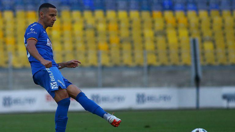 Христофор Хубчев си намери нов отбор