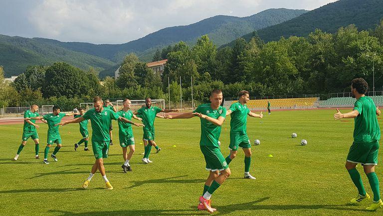 Ботев (Вр) завърши наравно с гръцки тим