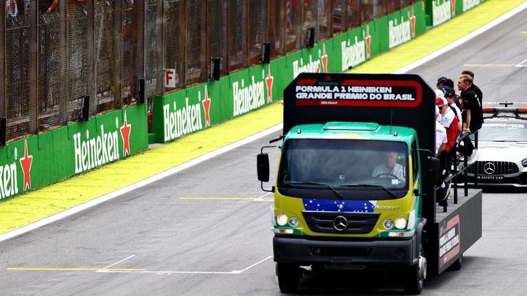 Поискаха промяна в датата на Гран При на Сао Пауло