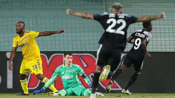 Шериф (Тираспол) унижи Динамо (Загреб) с 3:0 и е на крачка от групите на ШЛ