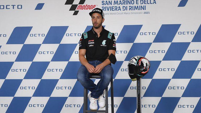 """Андреа Довициозо се завръща в MotoGP тази неделя на """"Мизано"""""""