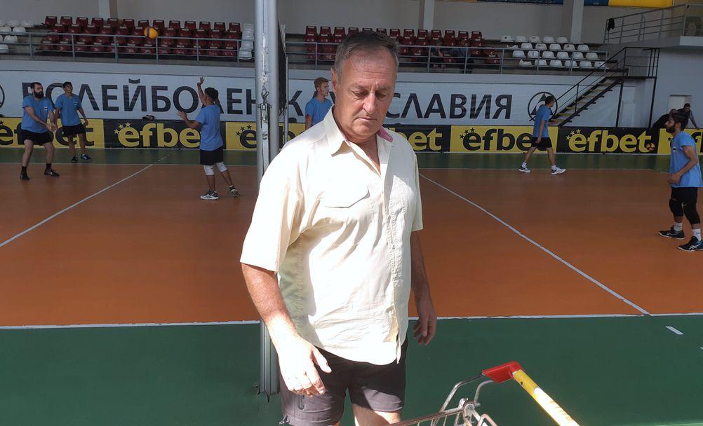 Сашо Йовков