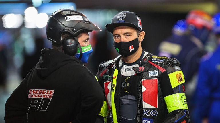 Мартин Чой в очакване на утрешния старт на Световния ендуранс шампионат по мотоциклетизъм
