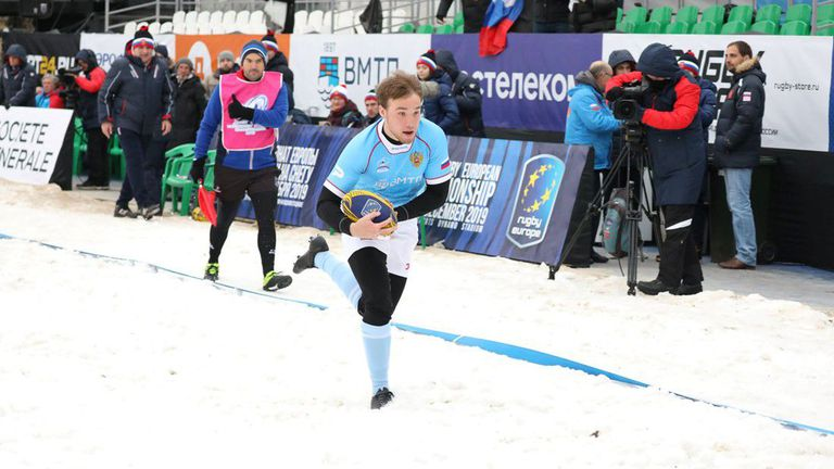 Ръгби на сняг може да стане олимпийски спорт в Милано-Кортина 2026