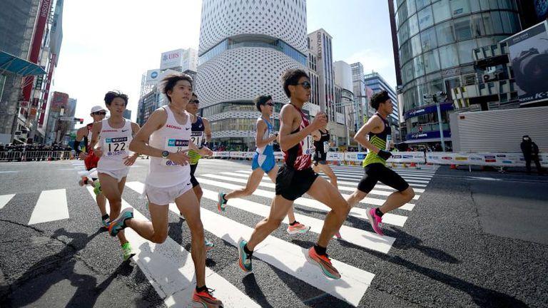Маратонът на Токио за 2021 година окончателно беше отменен