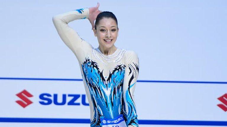 Дарина Пашова на финал на европейското с най-висока оценка