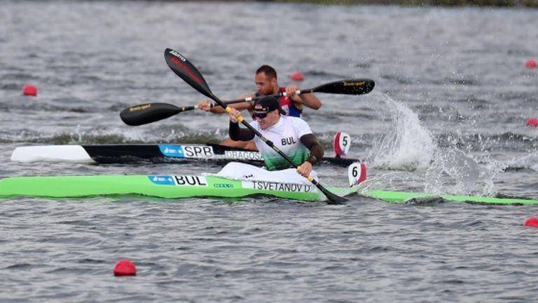 Българите отпаднаха от Световното по кану-каяк на полуфиналите