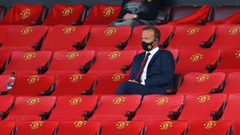 Уудуърд: Абсолютно убеден съм, че Манчестър Юнайтед е на прав път