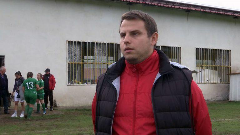 Рикардо Велинов: Подценихме съперника, поздравявам отбора на Светкавица