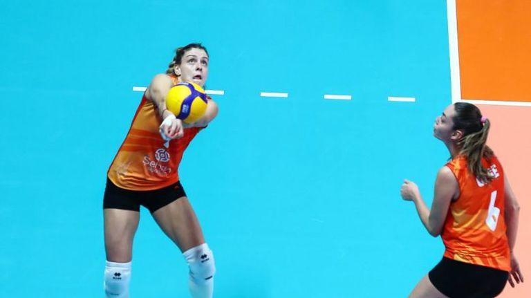 Мирослава Паскова и Мерт Сигорта записаха втора победа в Турция