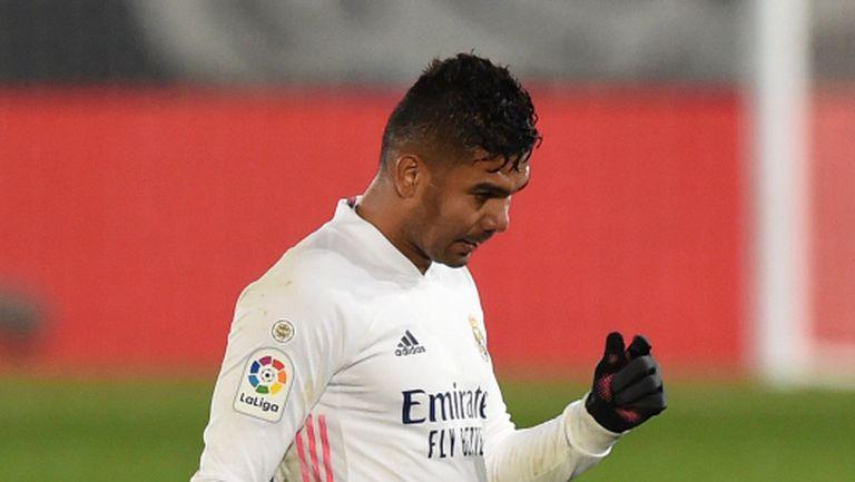 """Реал Мадрид казал """"не"""" на ПСЖ за Каземиро"""