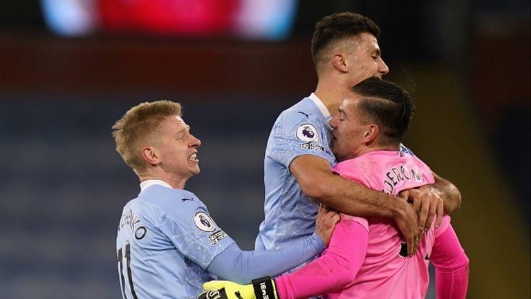 Гуардиола: Не разполагаме с Меси и Роналдо, трябва да печелим отборно