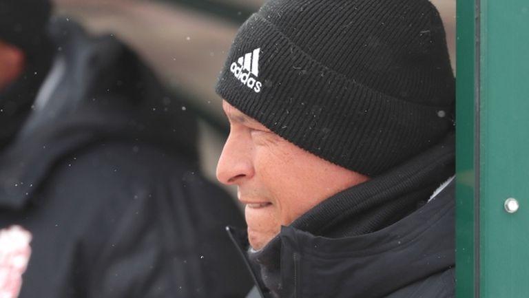Балъков: Важна беше победата, не е имало конфликт с Камбуров