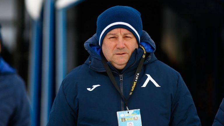Стоянович: Не играхме така, както ми се иска! С Бари ще имаме още един нападател
