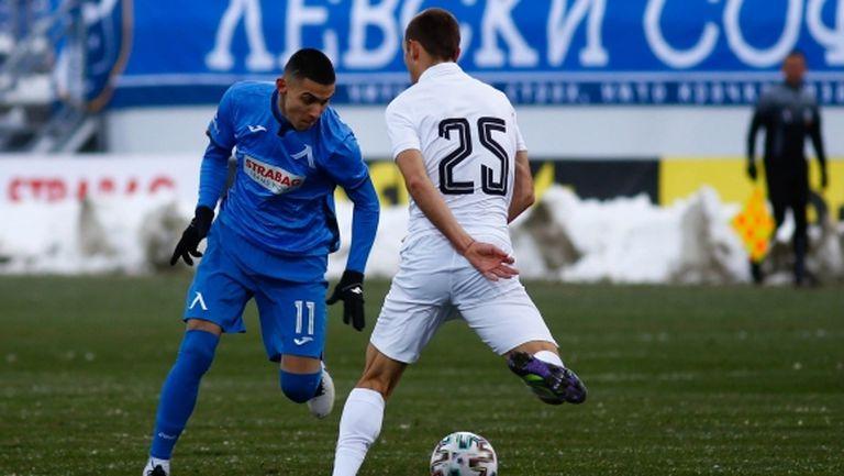 Здравко Димитров: Играхме по-добре, вкарах с обувките на Божинов