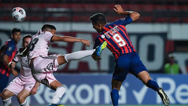 Сан Лоренцо - Универсидад де Чили 2:0