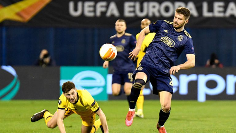 Динамо Загреб - Тотнъм 3:0