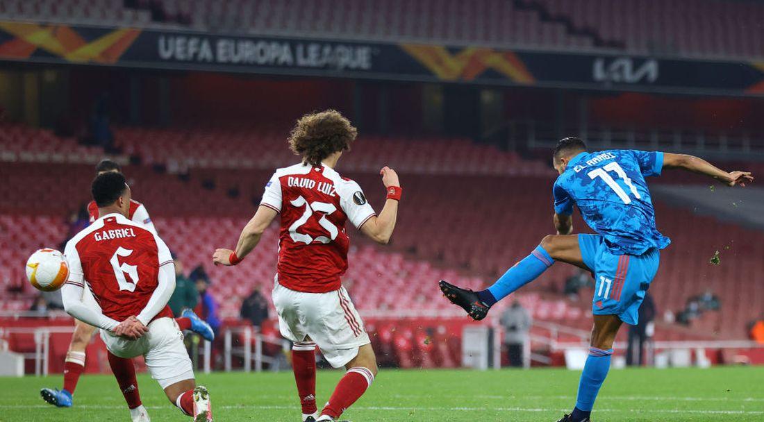"""Олимпиакос отново изненада Арсенал на """"Емиратс"""", но този път бе по-безболезнено (видео)"""