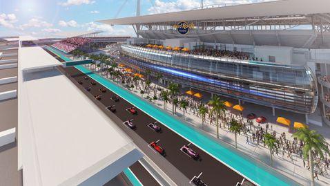 Формула 1 официално отива в Маями за втори старт през следващата година в САЩ