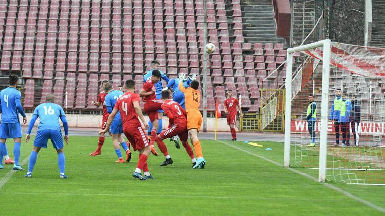 ЦСКА-София (U19) свали Левски (U19) от върха