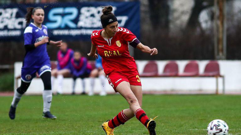Алисия Велинова: Моментното отпускане доведе до двата гола, които получихме