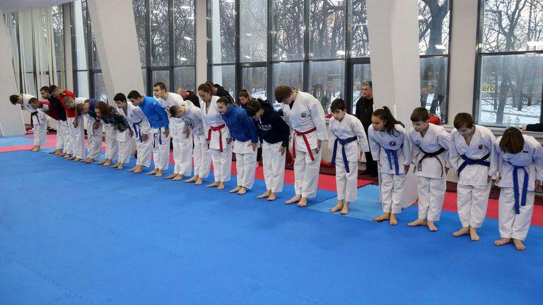 Спортен клуб Цанев с най-много медали на Държавното първенство по олимпийско карате