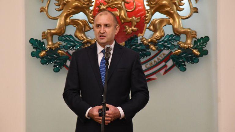 Президентът сяда в ложата на финала за Купата на България