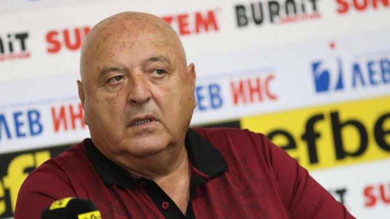Венци Стефанов: Поп Кръстю е предал Левски, Бербатов - България