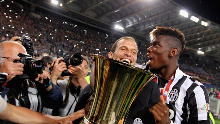Финалът за Купата на Италия е на 21 май