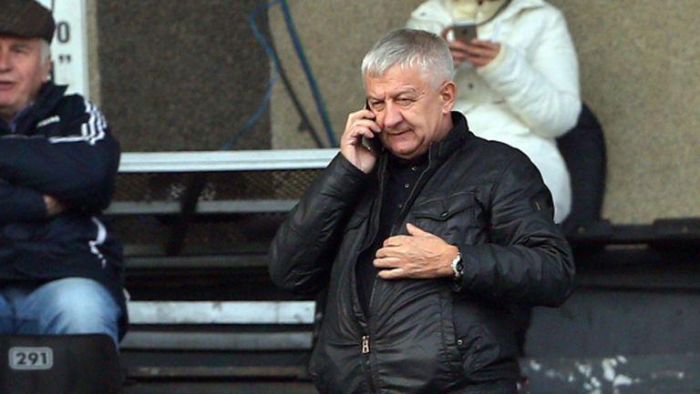 Босът на Локо (Пд) преди мача с Левски: По-превъзбуден съм от играчите, от ЦСКА съм