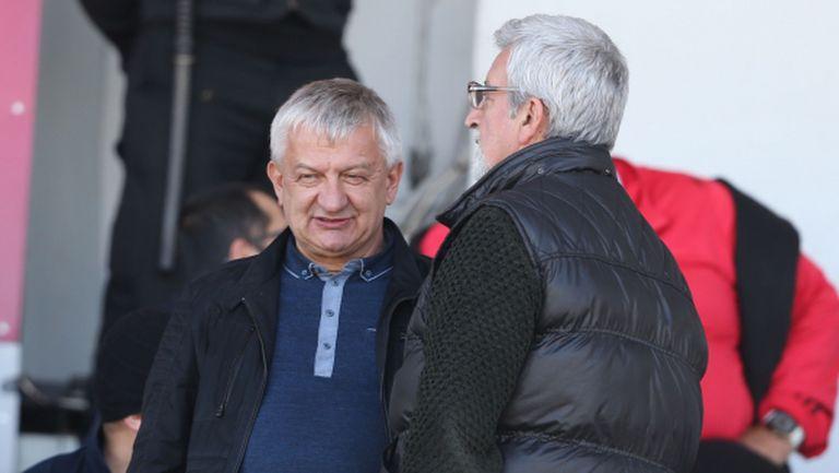 Крушарски назначава генерален мениджър на Локо Пд